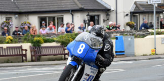 Ambition Achieved: Coward Takes Classic Junior Tt Victory.
