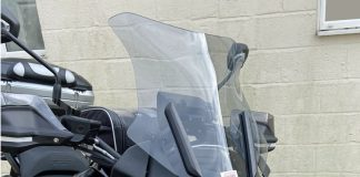 Big Screen Adventure For R 1250 Gs