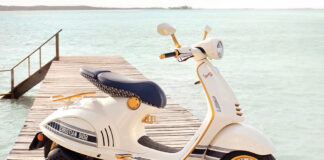 Vespa 946 Christian Dior: Birth Of A New Icon, An Ode To Joie De Vivre