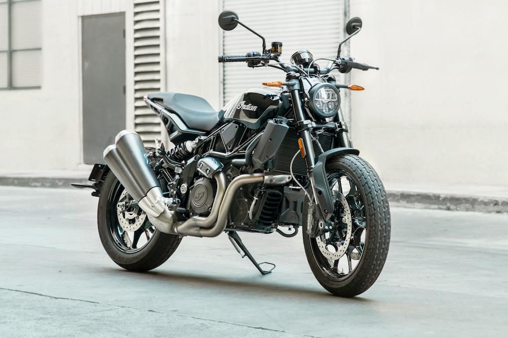 Win An Ftr 1200 – Take A Test Ride & Enter