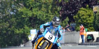 Davo Johnson Snatches Dramatic Win Classic Superbike Tt.