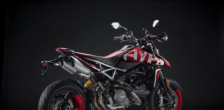 Ducati Presents The New Hypermotard 950 Rve Version