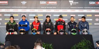 2020 Worldsbk Season Officially Launched At Phillip Island