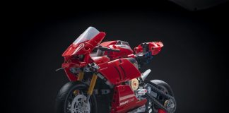 Excitement And Fun With The Ducati Panigale V4 R Lego® Technic™