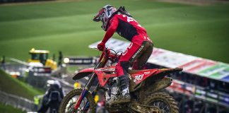 Gajser And Haarup Took The Pole In Matterley Basin