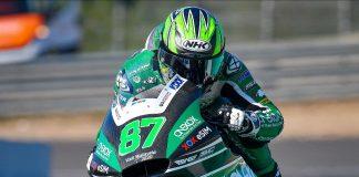 Gardner Fastest In Moto2™, Garcia Top In Moto3™