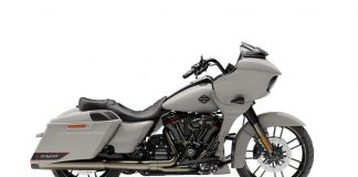New Harley-davidson Cvo Road Glide Combines Style Power And Technology
