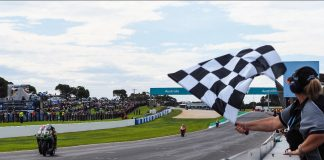 History Made As Lowes Claims Titanic Phillip Island Victory