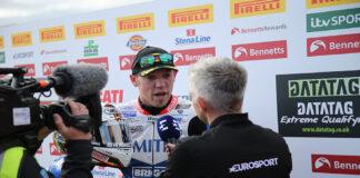 Eurosport Agrees Long-term Deal For Bennetts British Superbike Championship