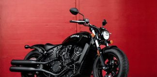 Indian Motorcycle's New Scout Bobber Sixty