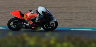 Jerez Test: O'gorman Starts 2020 On Top
