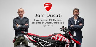 'join Ducati': The Winner Of The Contest Is Drawn