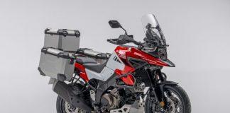 Suzuki Announces Three V-strom 1050 Accessory Packs Ahead Of Spring Arrival