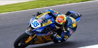 Locatelli On Top As Rookies Shine On Day One Of Worldssp Official Test
