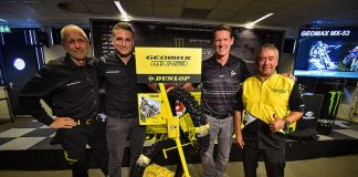 Mxgp Extends World Championship Partnership With Dunlop