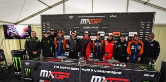 Mxgp Of Great Britain Officially Opened The 2020 Season
