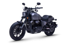 Bullit Motorcycles Cruise Into Summer With All New V-bob 250!