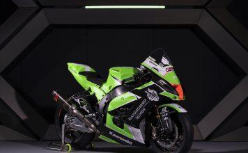 New 2020 Massingberd‑mundy Kawasaki Livery Unveiled