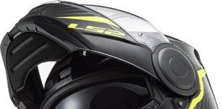 New Ls2 Sport-touring Flip-front