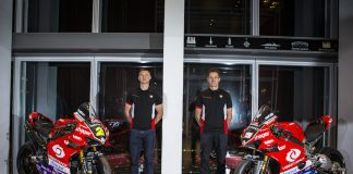 Visiontrack Ducati Launched In London