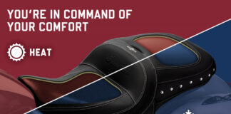 Indian Motorcycle Announce New Heated & Cooled Seat