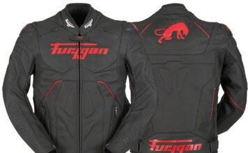 Precision And Protection With Leathers From Furygan