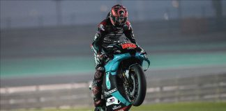 Quartararo Quickest On Day 2 In Qatar