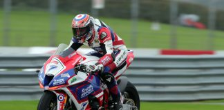 Raf Regular & Reserve Kawasaki Re-sign Vickers For 2020 Bsb Season