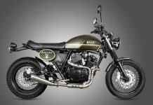 Retro Cool From Bullit Motorcycles As They Unveil Brand New Bluroc Range