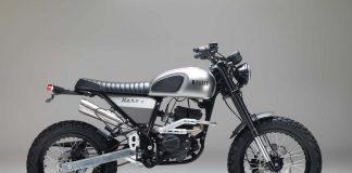 Teenage Kicks As Bullit Motorcycles Launch All-new 4-stroke 50cc Scrambler