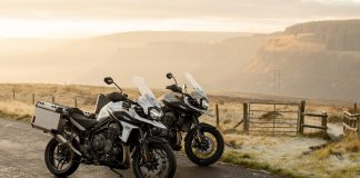 Triumph Motorcycles New 2020 Tiger 1200 Desert And Alpine Special Editions