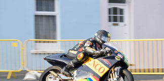 Tragedy Overshadows Mcguinness Victory In Senior Classic Tt.