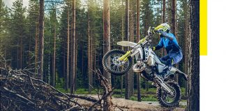 Up To £1,000 Savings On 2020 Husqvarna Motorcycles Offroad Range