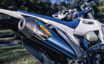 Husqvarna Motorcycles' Fmf Exhaust Systems