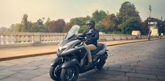 Yamaha Unveils The Recommended Retail Price Of New Tricity 300
