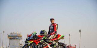 Aleix Espargaró Continues With Aprilia Racing