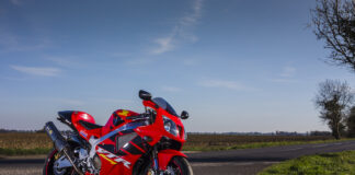 Win A Honda Vtr1000 Sp-1 With Bennetts