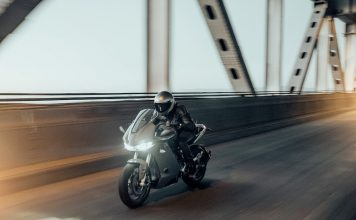 Zero Motorcycles Launches The New Sr/s