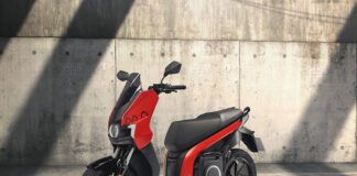 Seat Launches Of Three New Electric Scooters