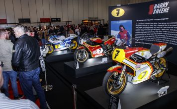 Carole Nash Mcn London Motorcycle Show Storms The Capital