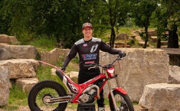 Gasgas Motorcycles Welcome Adrian Guggemos As Official Brand Ambassador