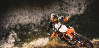 The 2021 Ktm Sx Range Reaches New Levels Of Technology And Performance
