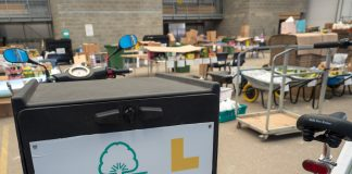 Greenmo Donates Electric Machines For Food Bank Deliveries