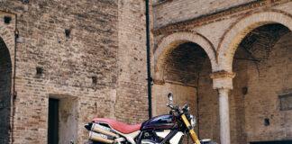 Ducati Builds An Exclusive Scrambler Ducati 1100 Series For Scuderia Club Italia Members