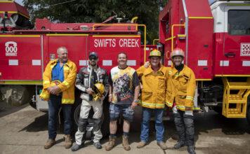 Look Back At The Bmw Motorrad Worldsbk Team's Charity Tour Of Australia's Bushfire-affected Regions