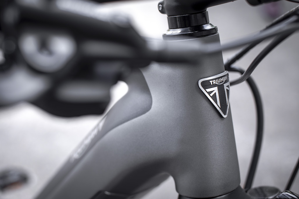 Triumph Motorcycles Launches New E-bike