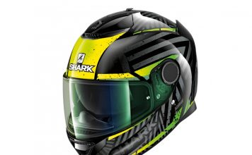 Shark Helmets Launch First Iridium Visors Certified For Day And Night Use