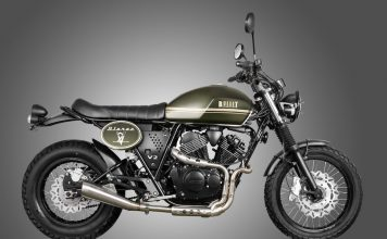 Retro Cool From Bullit Motorcycles As They Unveil Brand New Bluroc 125cc And 250cc Machines