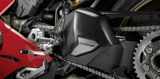 The Panigale V4 Is Ready For The Track With The Racing Accessories Package