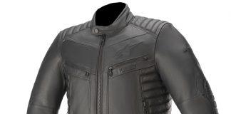 Alpinestars – Burstun Leather Jacket